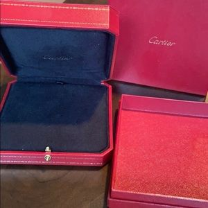 Cartier Jewelry - Cartier necklace box Authentic